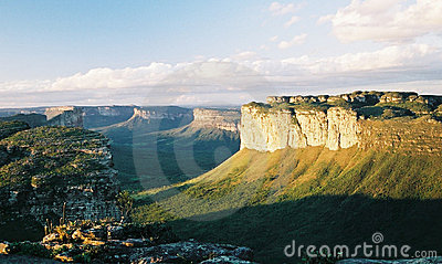 Mooi Braziliaans Landschap