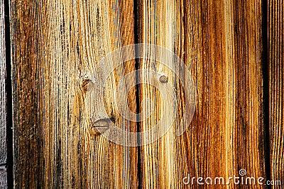 Mooi doorstaan hout