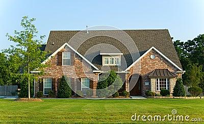 Mooi huis bezit stock afbeelding afbeelding 2968551 - Mooi huis ...
