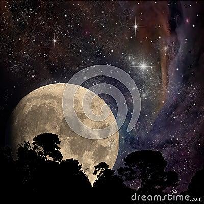 Free Moon Stock Photos - 15030823