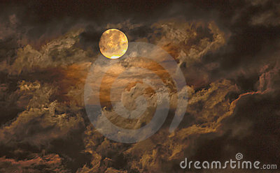 Moon Royalty Free Stock Photo - Image: 20378615