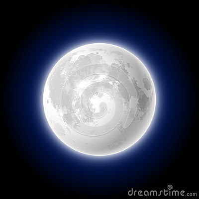 Free Moon Stock Photos - 37134833