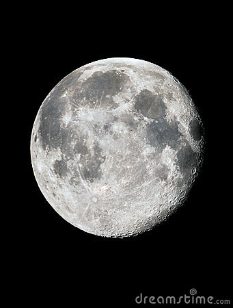 Free Moon Royalty Free Stock Image - 3951246