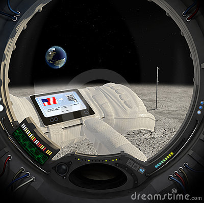 Moon 40 years later