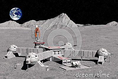 Moonbase 3  Wikipedia