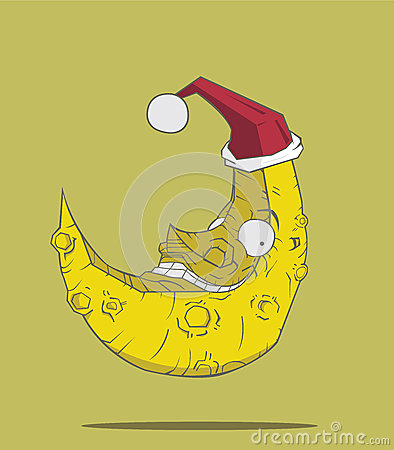The Moon and Christmas