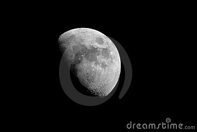 Moon First Phase