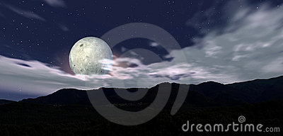Moon night 5