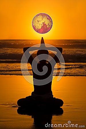 Moon prayer