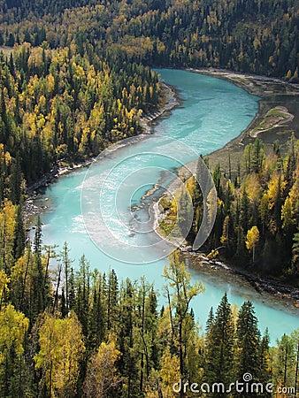 Free Moon River Stock Photos - 3590123