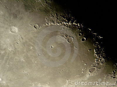 Moon s surface