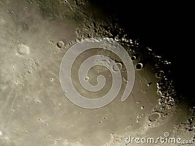 Moon s surface