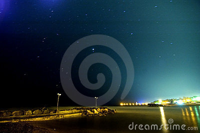 Moon And Stars Over Olimp Resort