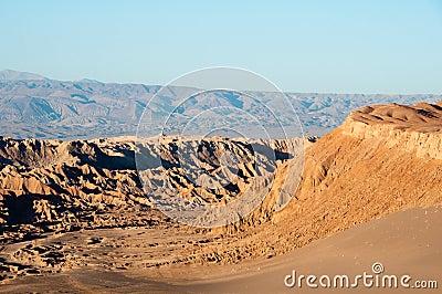 Moon Valley, San Pedro de Ataca