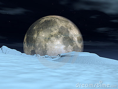 Moon View 4