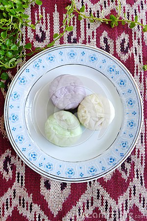 Mooncakes - snow skin variety