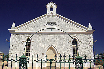 Moonta Methodist Church (Front