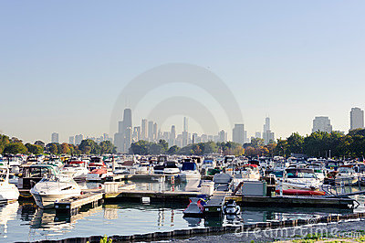 Mooring in Chicago