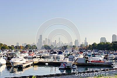 Mooring in Chicago