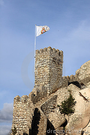 Moorish Castle Landmark