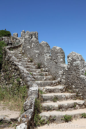 Moorish Castle, Sintra Portugal