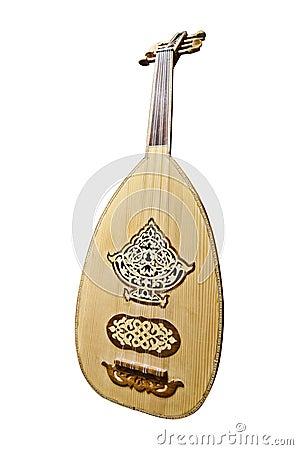 Moorish guitar