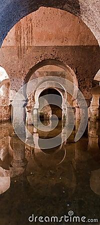 Moorish water tanks