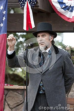 Moorpark Civil War Reenactment Editorial Image