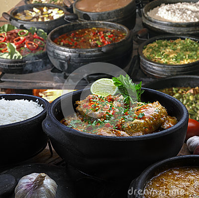 Free Moqueca Stock Photography - 60174992