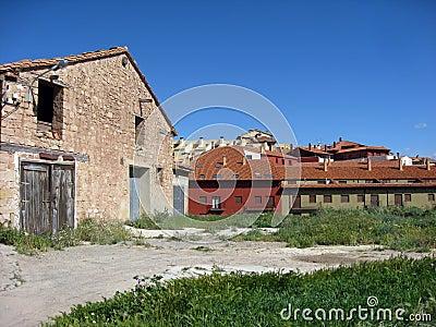 Mora de Rubielos village , Teruel  Aragon