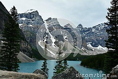 Moraine Lake,Lake Louise,Alberta,Canada.