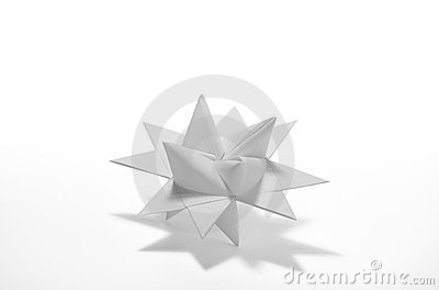 Moravian paper star