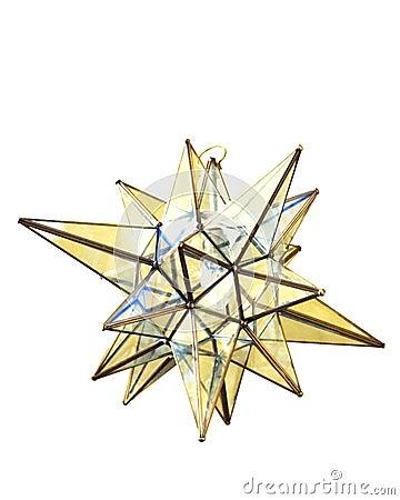 Moravian Star Lamp
