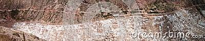 Moray salt terraces