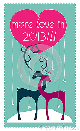 More love in 2013