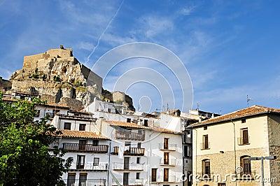 Morella, Valencia, Spain
