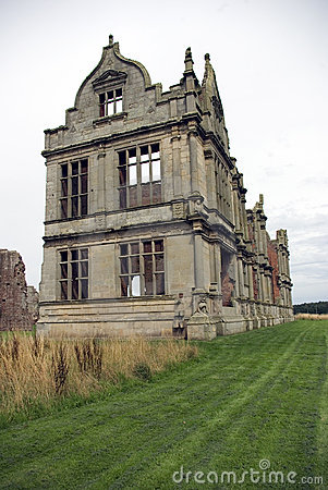 Moreton Corbet Manor House
