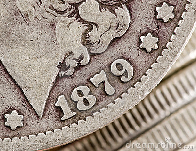 Morgan Dollar 1879