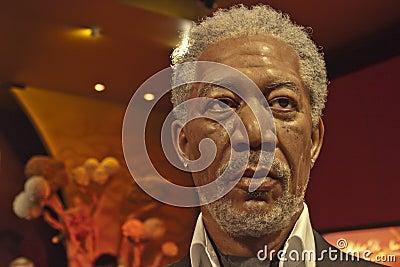 Morgan Freeman Editorial Stock Photo