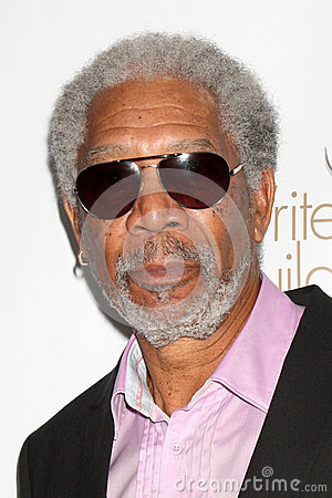 Morgan Freeman Editorial Image