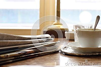 Morgontidningar sunday