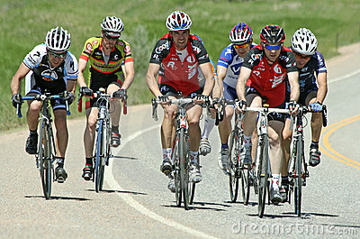 The Morgul-Bismarck Circuit Road Race Editorial Image