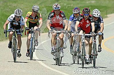 The Morgul-Bismarck Circuit Road Race Editorial Image