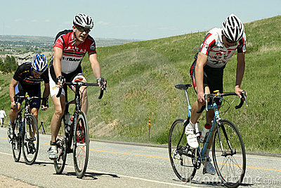 The Morgul-Bismarck Circuit Road Race Editorial Stock Photo