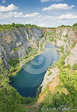 Morina quarry