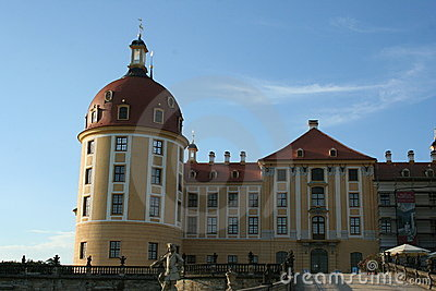 Moritzburg in Germany