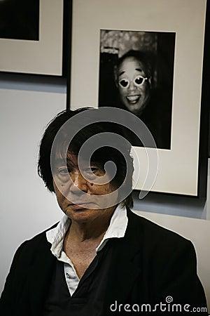 Moriyama Daido, Photographer Editorial Image