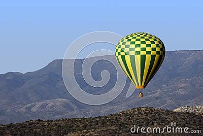 Morning Balloon Ride