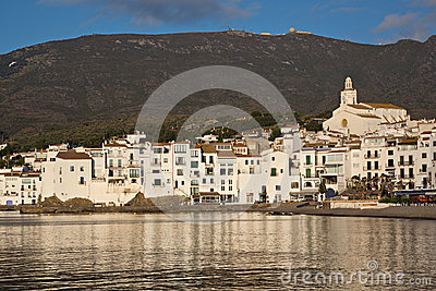 Morning in Cadaques Spain