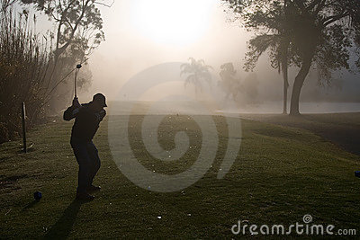 Morning Golfers